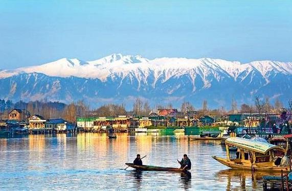 मनाली की झील