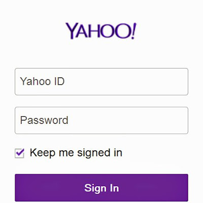 Sign-login in Your Yahoo Mails