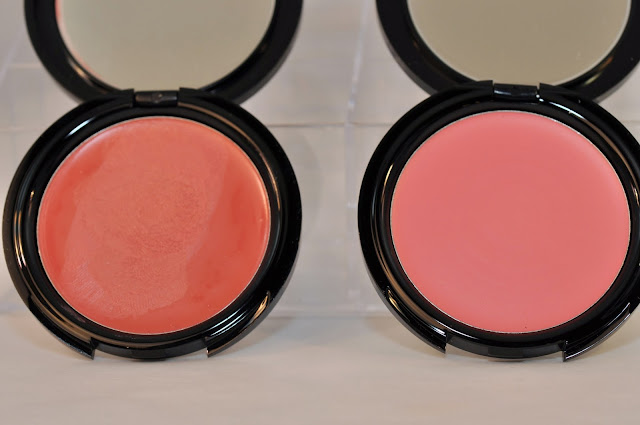 Make Up For Ever HD High Definition Blush Cream in 320 and