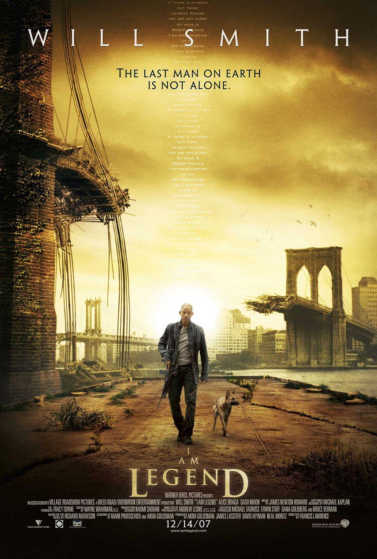 Nonton Film I Am Legend (2007)