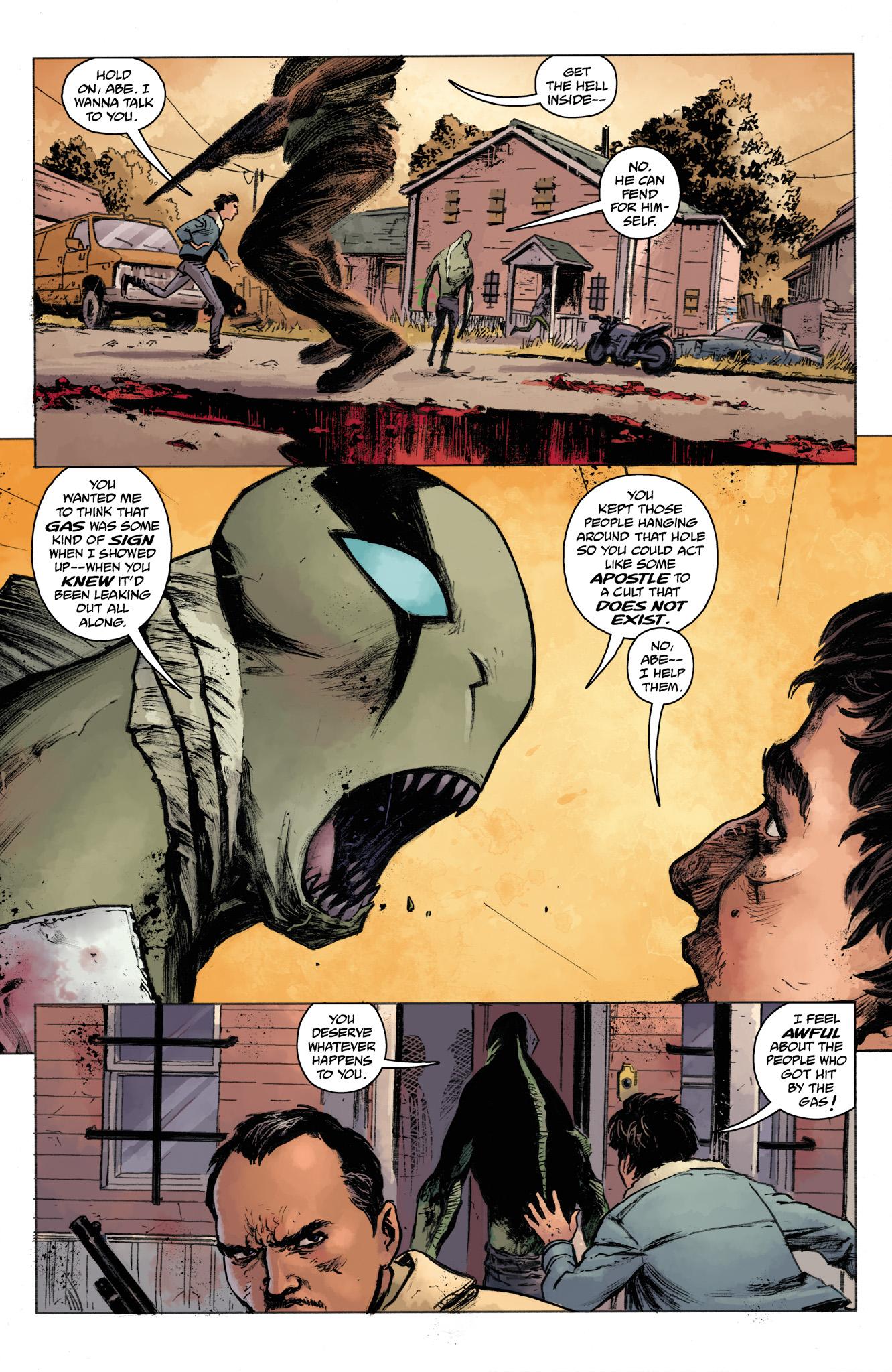 Read online Abe Sapien comic -  Issue #17 - 3