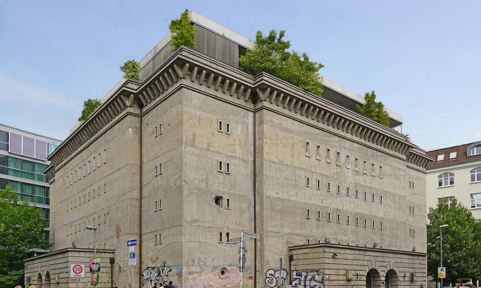 Bunkier & kolekcja Boros – najlepsza prywatna kolekcja sztuki współczesnej w Berlinie