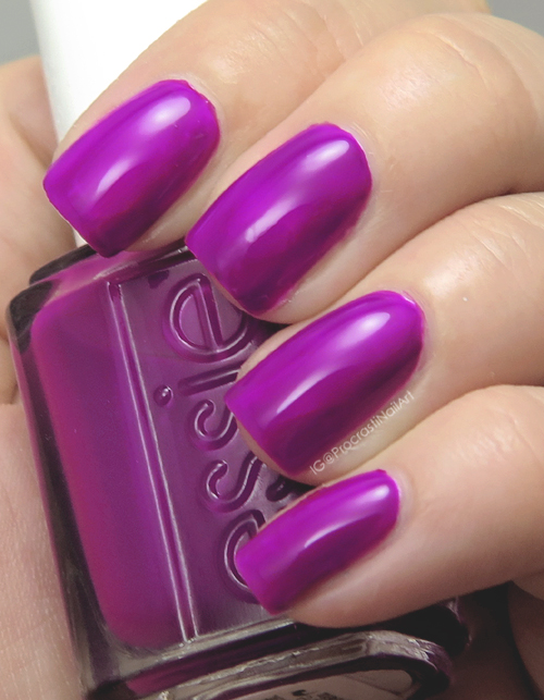 Essie The Fuchsia Of Art Free Shipping At Nail Polish Canada
