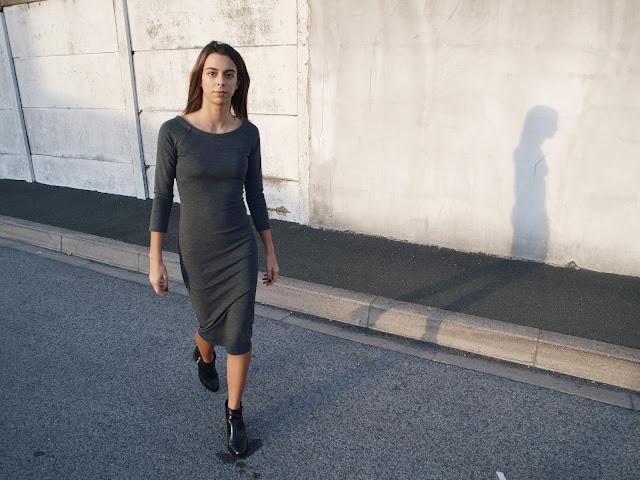 Fashion girl zara autumn forever 21