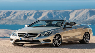 Dream Fantasy Cars-Mercedes Benz E-Class Convertible 2013