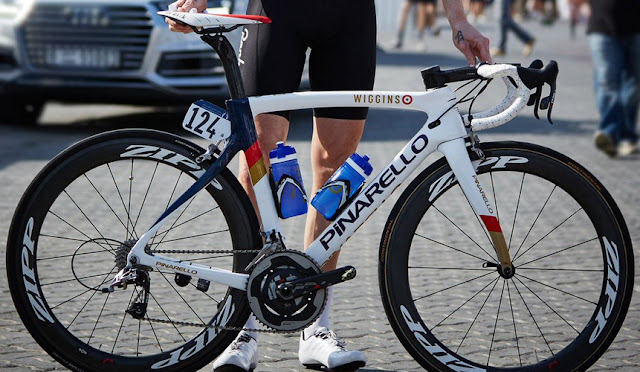 Pinarello Dogma Wiggins team