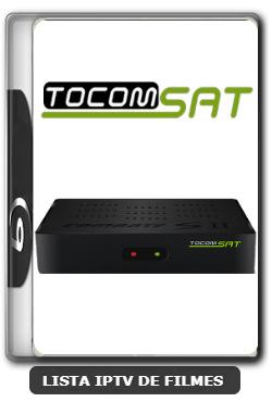 Tocomsat Combate S2 HD Nova Atualização Satélite SKS 107.3w ON V1.36 - 28-12-2019