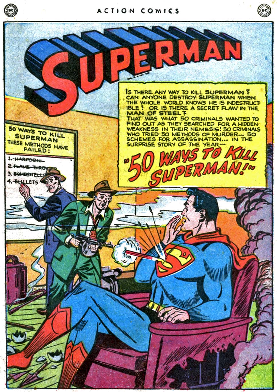 Read online Action Comics (1938) comic -  Issue #123 - 3