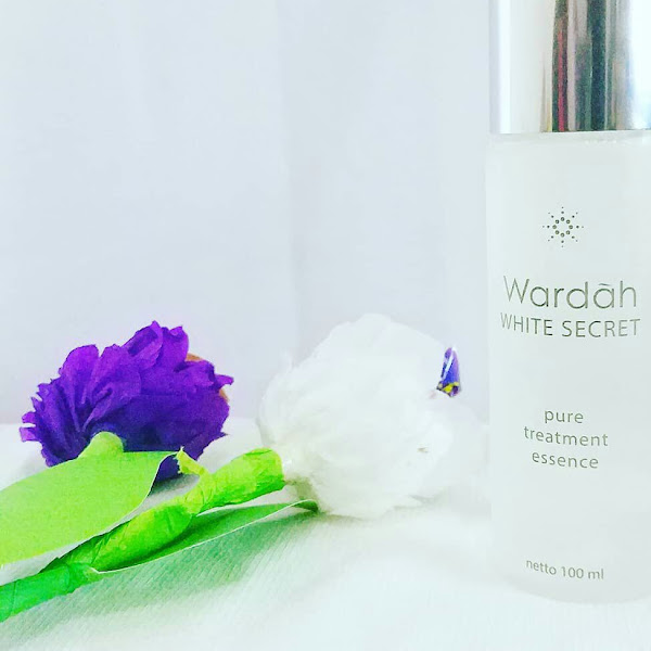 [Review] : Essence Lokal Dan Halal Wardah Pure Treatment Essence