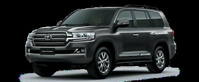 Giá xe Toyota Land Cruiser 2018 ảnh 7