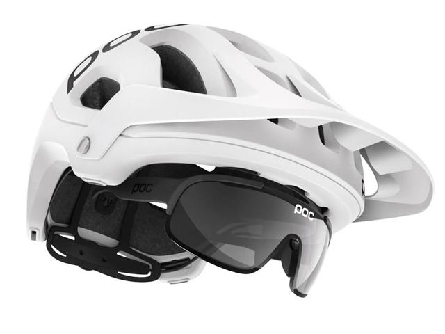 2016 POC Tectal Race Enduro Helmet