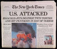 The New York Times, Sept. 12, 2001