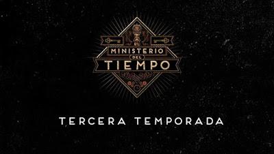 Logo de El ministerio del tiempo