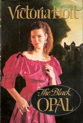 cover of The Black Opal by Victoria Holt