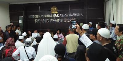 Komnas HAM Temukan 10 Pelanggaran HAM dalam Kasus Habib Rizieq