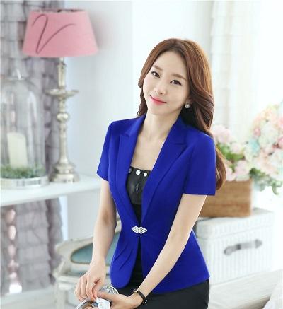 96+ Model Baju Jas Korea HD