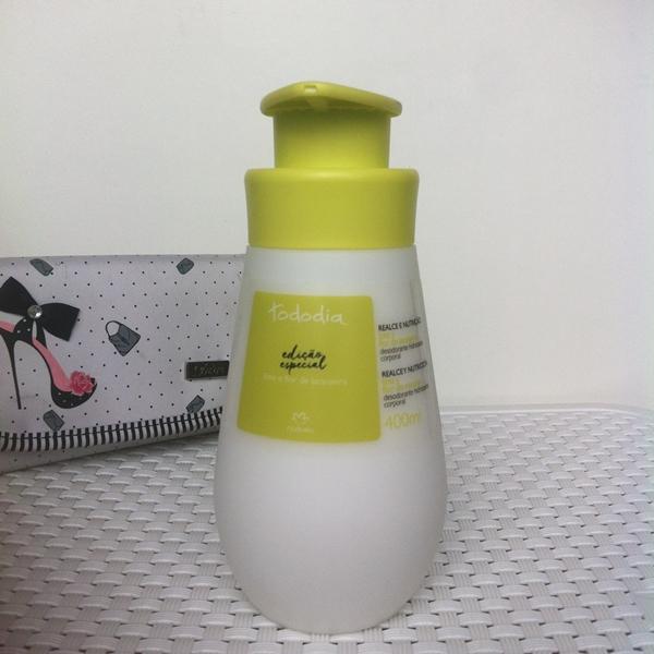 Resenha: Hidratante e Spray Corporal Lima e Flor de Laranjeira Natura Tododia