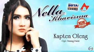Lirik Lagu Kapten Oleng - Nella Kharisma