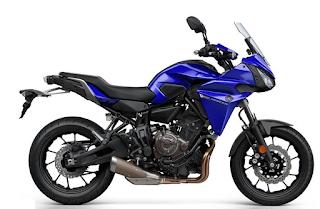 Yamaha Tracer 700 Yamaha Blue
