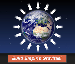 Bukti Empiris Gravitasi
