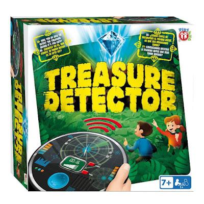 JUGUETES - Treasure detector : Juego IMC Toys 2016 | Jugadores: +1 | Edad: +7 Comprar en Amazon España