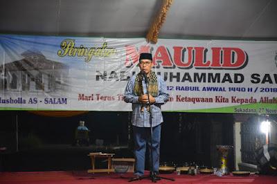 Wabup Lampung Timur Beri Peringatan Keras Kepada Pejabat Model Begini