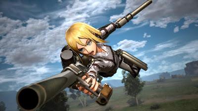 Attack On Titan 2 Final Battle Game Screenshot 8