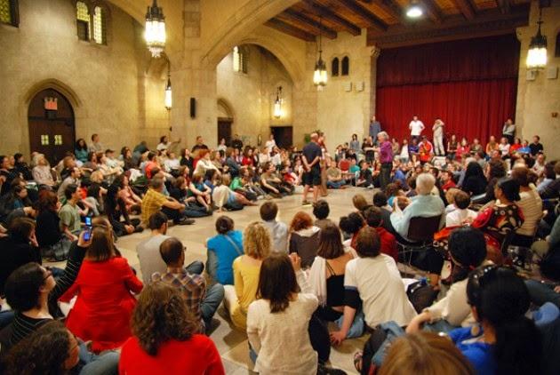 Cambiamento, teatro e liberazione