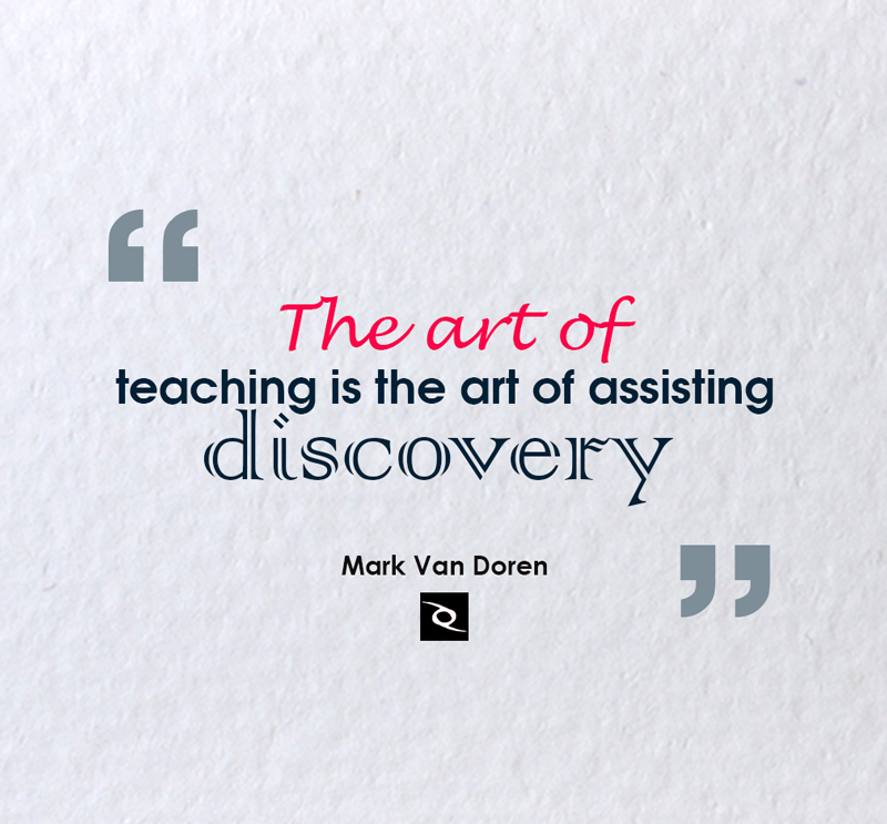 Thank you teacher messages happy teachers day 2018 mark van quotes on discovery of teaching m4hsunfo