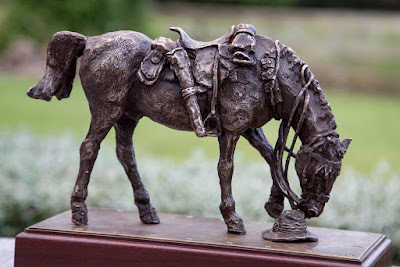 NZ War Horses Finally Commemorated