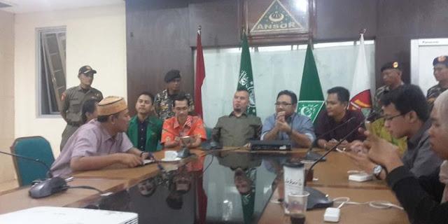 GP Ansor Tolak Dukung Ahmad Dhani Maju Pilgub DKI
