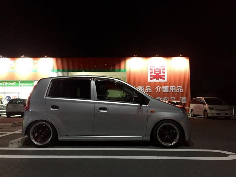 Daihatsu Cuore, VI, L251, Mira, miejski samochód
