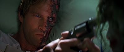 "Aaron Eckhart as Harvey Dent in ""The Dark Knight"""