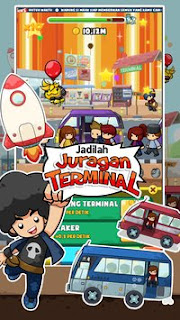 Juragan Terminal Mod Apk v2.1 Unlimited Money Terbaru
