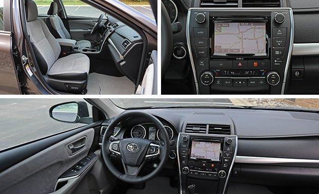 2017 Toyota Camry XSE V-6