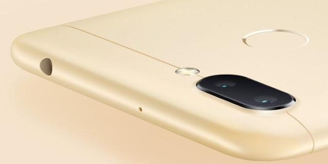 Perbedaan Xiaomi Redmi 6 dan Redmi 5