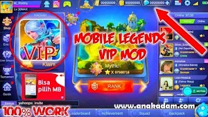 Mobile Legends Mod Apk v1.3.47.3602 Full Hack Versi Terbaru 2019