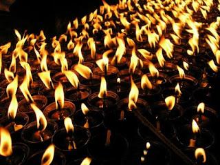 40 свечей для исполнения желаний