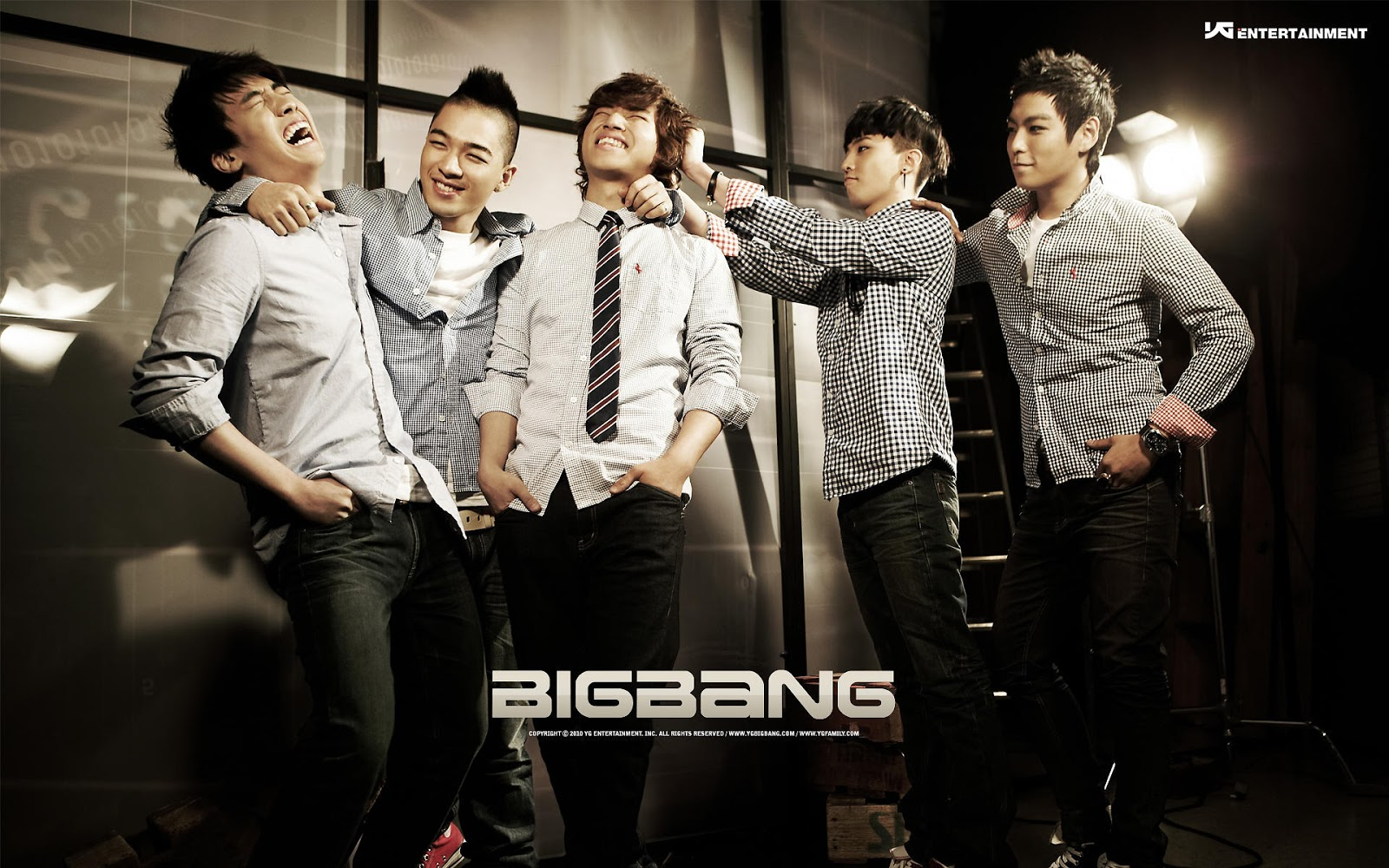 Hot Sexy Beauty Club Big Bang 빅뱅 Wallpaper Hd