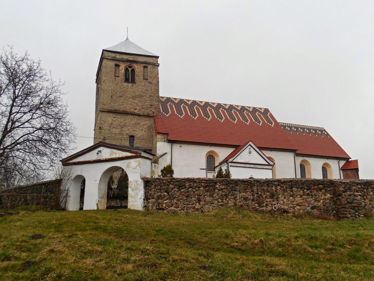 kościół św. Anny, zabytki, Żagań, Szprotawa