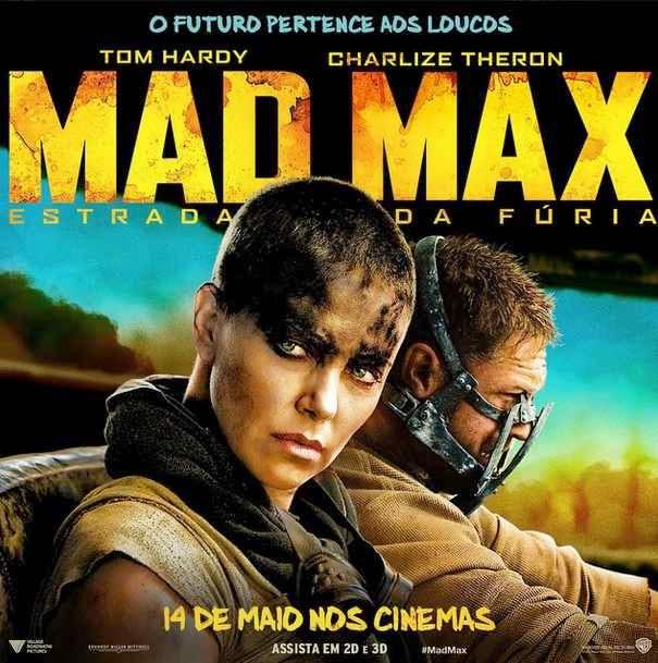 Mad Max: Fury Road (2015) Dual Audio 720p BluRay 900MB With Bangla Subtitle