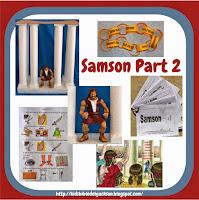 http://www.biblefunforkids.com/2014/01/samson-part-2.html