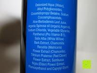 Inhaltsstoffe: Tru Moroccan Naturshampoo mit Argan Oel, Feuchtigkeitsspendend