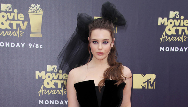 Katherine Langford MTV Movie & TV Awards, Los Angeles, USA