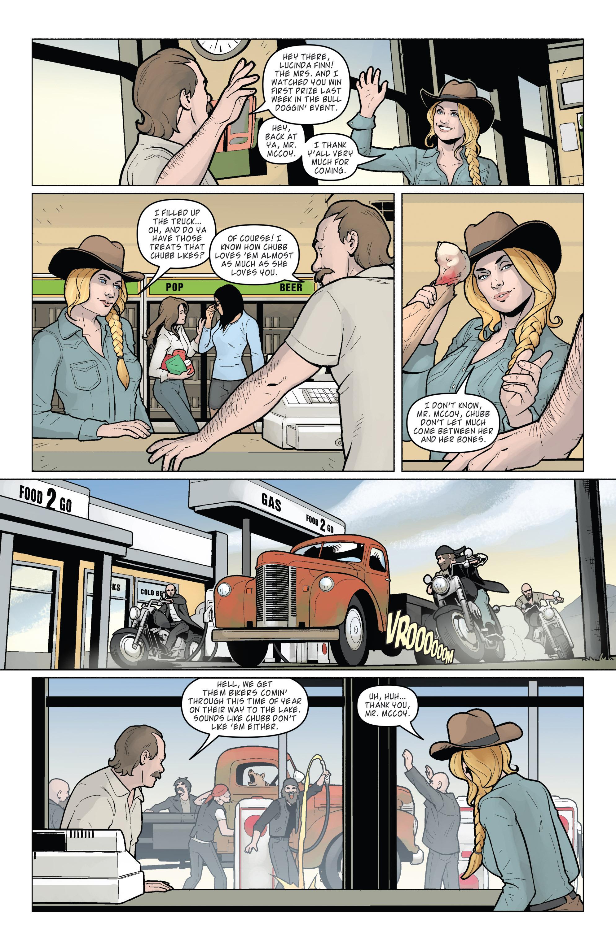 Read online Wynonna Earp (2016) comic -  Issue #7 - 15
