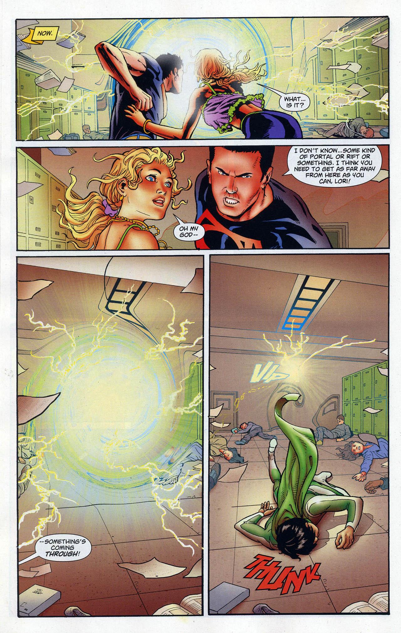 Superboy [I] Issue #3 #3 - English 21