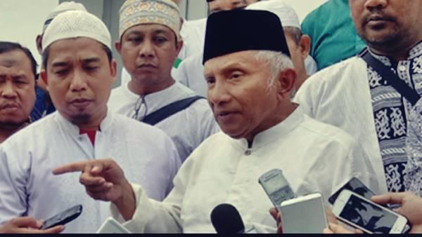 Banyak Ulama Diteror, Amien Rais: Bung Jokowi, Takutlah pada Tuhan