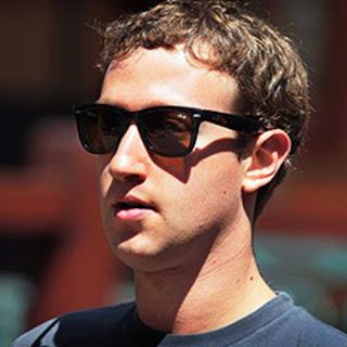 Mark Zuckerberg cheio das exigências