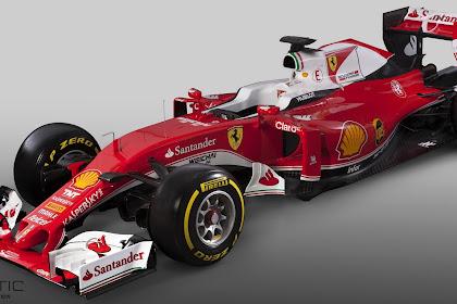CAR: This ACTUALLY IS the 2016 Ferrari Formula 1 Car!, Automotifblog.com