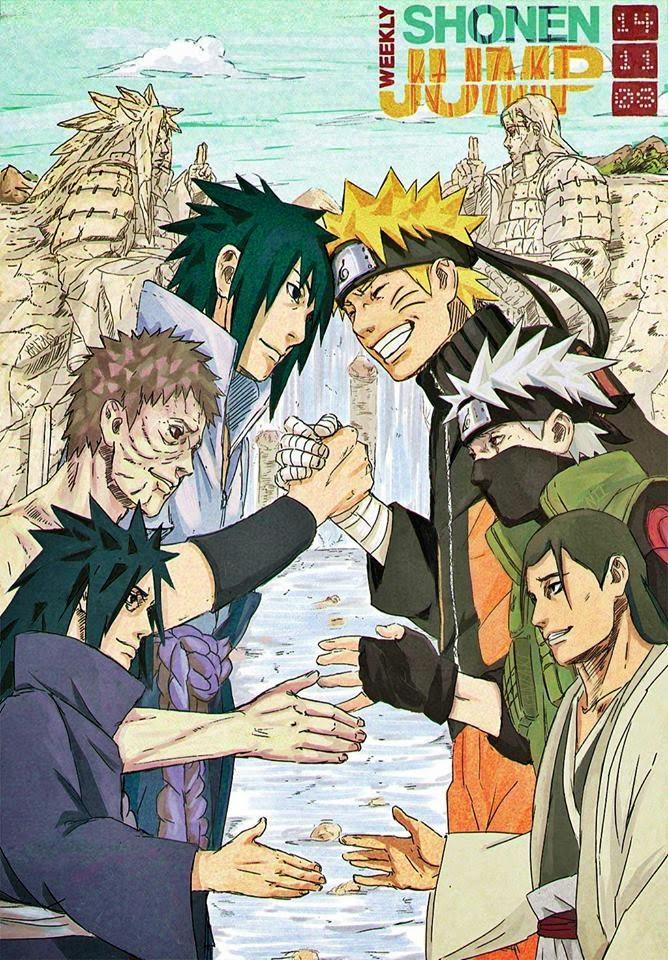Naruto manga el final la mejor informaci 243 n sobre tus personajes